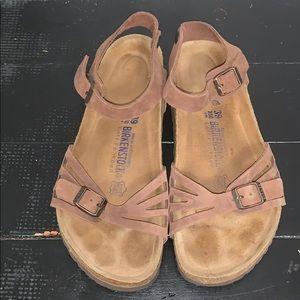 Birkenstock Soft Foot Bed Sandals